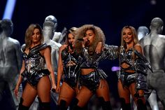 Little Mix Brits Awards 2017