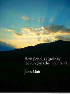 John Muir....