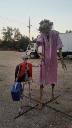 Every day is Halloween Modern Halloween, Halloween Prop, Outdoor Halloween, Halloween House, Holidays Halloween, Halloween Projects, Vintage Halloween, Halloween Camping, Haunted Halloween