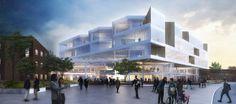 Forum Medicum, Henning Larsen Architects – BETA