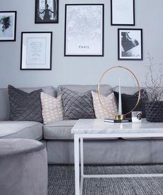 "Designerhome_norge on Instagram: ""Gloria lysestake i brass fra @klongintermestic her hos @nittiotrekvadrat 👌🏻 www.designerhome.no"" Couch, Brass, Furniture, Instagram, Home Decor, Settee, Decoration Home, Sofa, Room Decor"