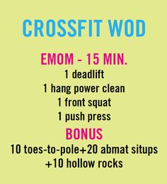 15 minute EMOM open gym WOD - I've done this workout before and it's harder than it seems!
