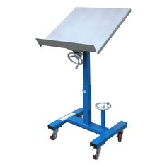 Vestil 300 Lb 24 In X 24 In Mobile Tilting Work Table images ideas from Home Table Ideas Stone Coffee Table, Round Coffee Table, Lift Table, Massage Table, Welding Table, Industrial Storage, Low Tables, Tool Kit, Drafting Desk