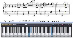 Free Winter Wonderland - Christmas Song  Piano Sheet Music Tutorial