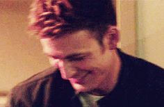 Winter Soldier gag reel. Great comment --> Someone explain to me again why this man is allowed to be so precious..