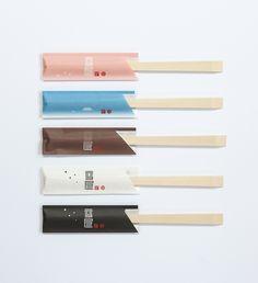 yukiya_chopstick wrapper / food / shop