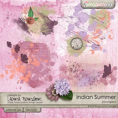 Indian Summer Grungies