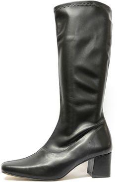 #bottegrandetaille, #bottescuirpourfemme #élégante très souple disponible jusqu'au 48, #chaussure, #chaussurefemme , #grandetaille, #grandepointure, #femme, #mode , #bottesgrandepointure
