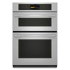 I KNOW the price on this cannot be right but I have read & re-read the page $379.99!!!  It does not say warranty it describes the oven.  They also show a Jenn-Air dbl oven (not microwave..ovens!) for $399.99 & there is no warranty for that price on the page.  If this is correct mama's getting this oven!!!