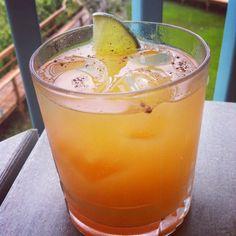 Barbados Rum Punch