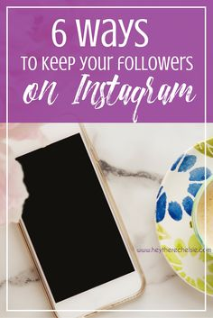 As bloggers, we're always looking for ways to grow our Instagram audience when we should also be focusing on keeping the followers we already have! Here are 6 reasons why I continue to follow someone on Instagram and ways you can adjust your strategy so you can keep your followers! // Hey There, Chelsie Most Popular Social Media, Power Of Social Media, Social Media Tips, Instagram Wall, Instagram Tips, Blogger Help, How To Get Followers, Instagram Marketing Tips, Media Marketing