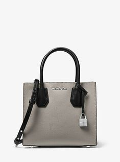 a812a02194c7a9 100% Authentic Michael Kors Women's Bags & Handbags gray & White  &