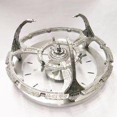 Star Trek Deep Space Nine Clock.