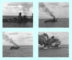 The death of HMS Barham: :: On the afternoon of November 1941 after being hit by three torpedoes [submarine battleship HMS Barham rolls over, her magazines explode and she sinks with the loss of over 800 of her crew, off the coast of Sidi Barrani, Egypt. Operation Torch, North African Campaign, British American, Tall Ships, Royal Navy, Battleship, Military History, World War Two, Wwii