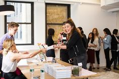 A peek at Lauren Conrad's Celebrate book tour