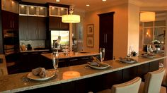 The Cypress Grande Model Home | The Preserve at Bay Hill Estates, West P...