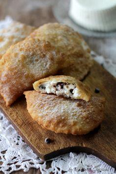 Sicilian Recipes, Best Italian Recipes, Cookie Desserts, Dessert Recipes, Scones, Good Food, Yummy Food, Italian Cookies, Happy Foods