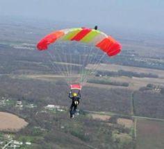 skydive Taylorville, IL