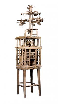Emile Ratier - Art brut - France   Collection de l'Art Brut, Lausanne, Suisse : artbrut