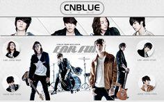 CN. Blue – CNBLUE third mini album Wallpaper