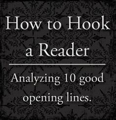 How to Hook a Reader ~ Writer Owl