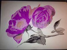 Roses promarkers #tellendesign #art
