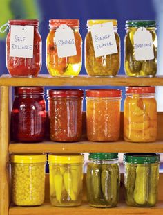 We've compiled everything you need to start canning, including a list of recommended how-to and recipe books, places to find your supplies, a list of our favorite canning products from Etsy, and even an app or two. Find it all in our Home Canning Guide. From MOTHER EARTH NEWS magazine.