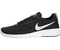 Nike Men's Paul Rodriguez 9 R/R Skate Shoe: Breathable mesh Lace-up front for a secure fit