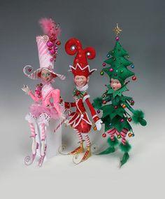 Van Craig Sculpture and Doll Art | Christmas Ornaments