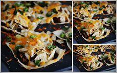 Délices & Confession: Tacos Cupcakes