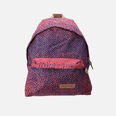 Eastpak - Padded Pak'R Designer Backpacks, Storage Spaces, Dots, Cases, Nice, Stitches, Nice France