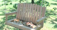 I love any opportunity to tackle an original and creative DIY project. As a result, I am always on the lookout for new projects to tackle, like this porch swing that cost less than $80 to make. However, I don't always have tons of time to devote to building something. And when I spotted this... View Article