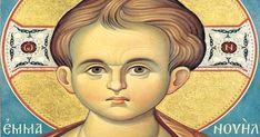 Άγιος Ονούφριος , Ιησούς