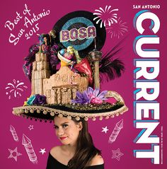 Take A Look At Our Best Of San Antonio Fiesta Hats - San Antonio Current Slideshows