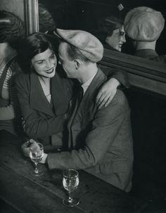 Secret Paris of the 30s by Brassaï (Gyula Halász).