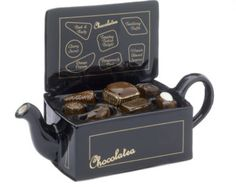 The 'Box of Chocs' full size Teapot