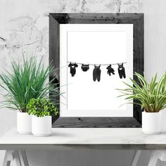 Really neat Black Watercolor Baby Clothing Poster -  Wall Art Poster - Printable Poster - Digital Download - 300 DPI - 8 x 10 inches - PDF & JPEG 5.00 USD from BrandiLeaDesigns poster download printable poster instant download digital poster printable wall art digital print typography poster watercolor poster digital print poster black and white wall gallery inspirational poster motivational poster http://ift.tt/1Itw4id