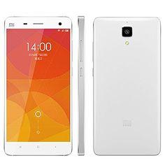 Xiaomi Mi4 M4 3GB 16GB 5.0 Pulgada 3G Smartphone (gift-Screen Protector) MIUI V5/Android 4.4 Snapdragon 801 Quad Core 2.5GHz 13MP GPS WCDMA GSM, Blanco