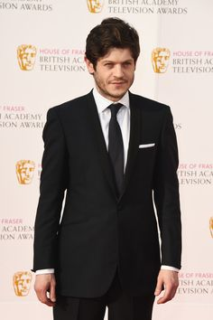 Iwan Rheon attends the House Of Fraser British Academy Television Awards 2016 at the Royal Festival Hall on May 8, 2016 in London, England.