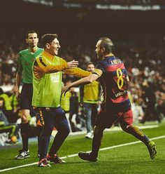 Andres Iniestahas indicated that it is not a problem forBarcelonaif team-mateLionel Messifails to score suggesting that the 28-year-old is special even when he does not find the net.  After picking up a knee injury at the end of September Barcelona were forced to continue in Messi's absence with Neymar and Luis Suarez leading the way.  But after a substitute apperance in the dominant Clasico win over Real Madrid last weekend the Argentina international returned to the Blaugrana starting…