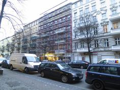 Renovation in Neukölln district of Berlin.