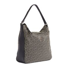 TOMMY HILFIGER Marroquinería Louise Hobo AW0AW00567 002