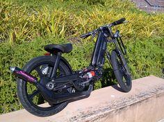 Black pearl moped ciao piaggio. Impressive custo