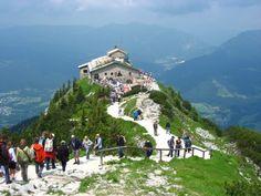 Berchtesgaden....Hitler's Eagle Nest