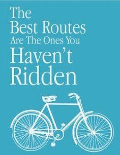 ...best routes
