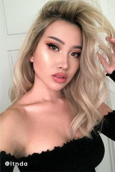 Today we have the most stylish 86 Cute Short Pixie Haircuts. Pixie haircut, of course, offers a lot of options for the hair of the ladies'… Continue Reading → Short Pixie Haircuts, Pixie Hairstyles, Summer Hairstyles, Blonde Asian Hair, Asians With Blonde Hair, Hair Color Asian, Blonde Grise, Brunette Makeup, Makeup For Blondes