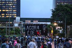 5º Grande Ato Contra a Tarifa (27/01/2015)  -- foto por Passe Livre SP