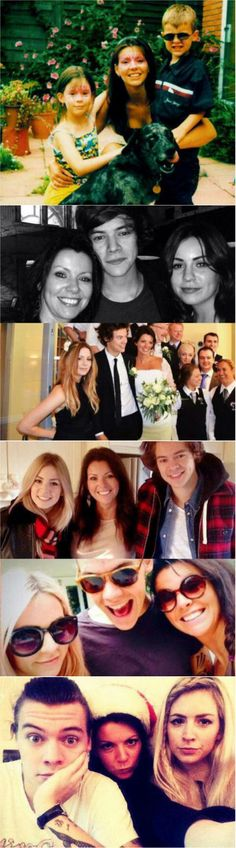 Harry Gemma and Anne ❥ all three of them are so good looking :'(