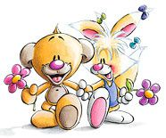 Pimboli and Mimihopps