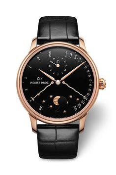 A spectacular new moon phase display Jaquet Droz the Perpetual Calendar Eclipse (PR/Pics/Watch : http://watchmobile7.com/data/News/2013/05/130528-jaquet_droz-PERPETUAL_CALENDAR_ECLIPSE.html) (2/3)